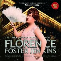 Florence Foster Jenk - Truly Unforgettable Voice Of Florence Foster [N