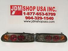 JDM 93-98 Toyota Supra JZA80 MK4 Turbo OEM Rear Tail Brake Lights Lamps 2JZ
