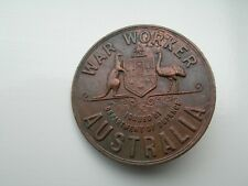 WW1 - War Worker Australia Badge - Navies and Labourers 2125