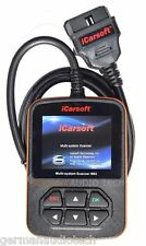 OPEL VAUXHALL OBD2 DIAGNOSTIC SCANNER TOOL RESET ERASE FAULT CODE iCarsoft i902