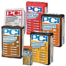 PCI Fliesenkleber Flexmörtel Flexkleber Verlegemörtel S1 Flott S2 FT Extra