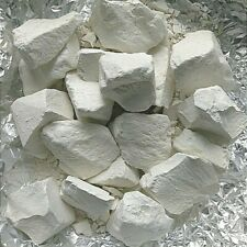 BEST Kaolin Granma's Georgia White Dirt Clay Chunks,Beauty,Anti Aging, all needs
