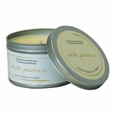 White Gardenia Large Soy Candle, Beautiful Scent, Aroma, Fragrance, Gifts, Women