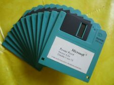 Microsoft Power Point Version 4.0a (Disketten)