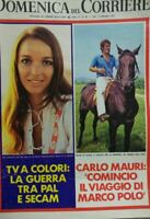 DOMENICA DEL CORRIERE N.36 1972
