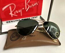 Vintage Original Ray-Ban Bausch&Lomb USA Aviator, neu!