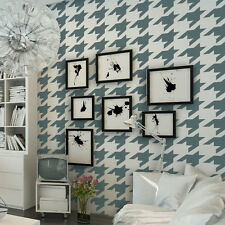 Houndstooth Wall Stencils Allover Pattern for DIY walls decor