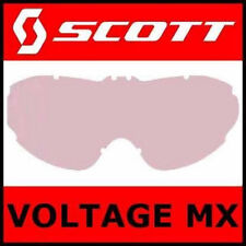 LENTE DI RICAMBIO AMPLIFICATA ROSA PER OCCHIALI MOTO CROSS SCOTT VOLTAGE MX