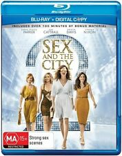 Sex And The City 2 (Blu-ray, 2010)