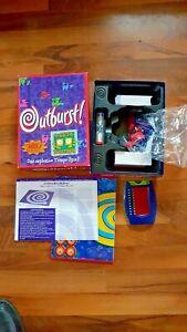 Outburst! -  Top - Das explosive Tempospiel 1998 mit Zusatzfunktion MB