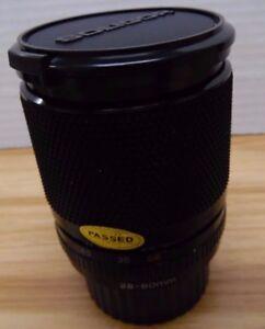 Soligor U/S 13-3001 U/S 28-80mm f/3.3 - f/4.5 Macro 091317DBT