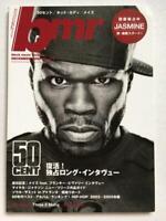 bmr 12/2009 #376 Japan Music Magazine 50 Cent Beyonce Kid Cudi Eminem F.Beverly