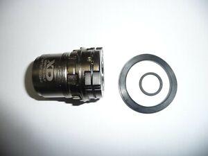 Novatec D462/D162 SRAM XD 11/12s steel 3 pawl freehub suitable for E-MTB.