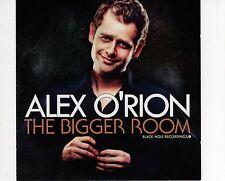 CD ALEX O'RIONthe bigger roomNEAR MINT (A0117)