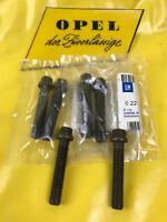 NEU ORIGINAL Opel Pleuelschrauben Schrauben Pleuel C25XE X25XE Y26SE X30XE Z32SE