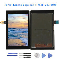 """For Lenovo Yoga Tab 3 8.0"""" YT3-850M YT3-850 YT3-850F LCD Touch Screen Assembly F"""
