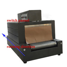 220V Thermal Heat Shrink Packaging Machine Tunnels for PP/POF/PVC Package Supply