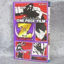 ONE PIECE FILM Z 2 Manga Comic Anime Comics EIICHIRO ODA Japan Book SH751*