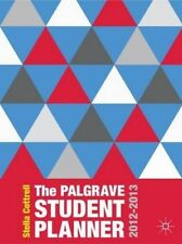 Very Good, The Palgrave Student Planner 2012-2013 (Palgrave Study Skills), Cottr