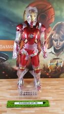 """Hot Toys MMS311 Iron Man MK9 1/6 scale 12"""" loose new action figure only!"""