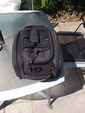 Topeak ciclo di rilascio rapido Rack: QUICK MTX TRACK TRUNK BAG e Dual Side Frame