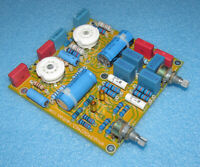 12AX7 Dual Channel Baxandall Vacuum Tube Tone Board Type Low Distortion Adjust