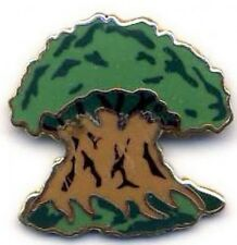 Disney Pin: WDW - Four Parks One World (Tree of Life)