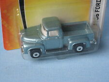 Matchbox 1956 Ford Pick-Up Truck Light Blue Toy Model Car 72mm in BP