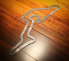 "48"" Nurburgring Gran Prix Circuit Race Track Outline Wall Art Hanging Man Cave"