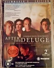 AFTER THE DELUGE HUGO WEAVING GENUINE AUST DRAMA DVD R4 NEW SEALED DELETED RARE
