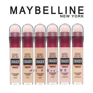 Maybelline Instant Conceal Eraser Concealer 6.8ml - Please Choose Shade