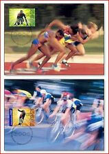 AUS0606MAX Commonwealth Games 4 maxi cards