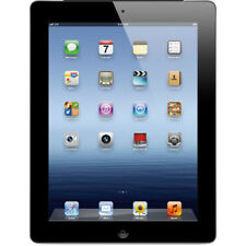 "Apple iPad 3 9.7"" Tablet 64GB Wi-Fi + Verizon 4G - Black (MC756LL/A)"