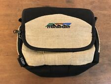 Manastash Hemp Messenger Camera Purse Bag (B1)