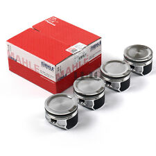 Engine Pistons / Pins STD 81mm 4x For Audi A4 VW Beetle Jetta Golf GTI 1.8T 20V