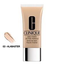 CLINIQUE Stay Matte Oil Free Makeup 02 Alabaster - fondotinta / foundation