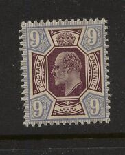 Great Britain 136 mint nice color catalog $100.00 Kl0215
