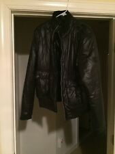 100% Authentic Belstaff Xxl Black Men Jacket