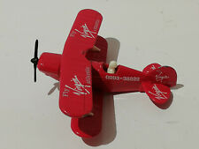 PITTS SPECIAL FLY VIRGIN ATLANTIC FLUGZEUG MATCHBOX SKYBUSTERS SB-12 THAILAND