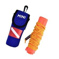 """High Visibility Scuba Diving Diver 55"""" Surface Marker Buoy SMB with Yellow Line"""
