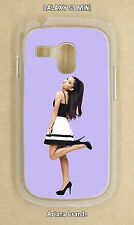 Ariana Grande Phone Case For Apple, Samsung, Sony, Motorola, HTC, Google Phones