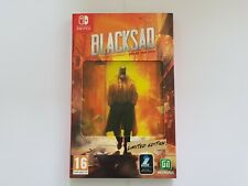 Blacksad: Under the skin, collectors edition (Switch)
