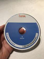 Hama CD Laser Lens Cleaner / CD-Laser-Reinigungsdisk 0001434