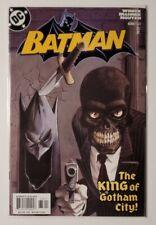 Batman #636, Under the Hood Part 3 (DC Comics, 2005)