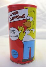 The Simpsons Biscuit Tin