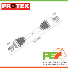 *PROTEX* Drive Shaft For HONDA PRELUDE 4WS BA 2.0 ltre B20A6 I4 16V SOHC
