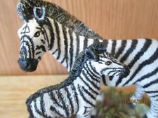 1998 Islandia Trevor Swansons African Wildlife Collection Zebra Figure #0676