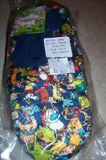 Adult Retro Nickelodeon Mushies Slippers - Size 10-13 (BRAND NEW)