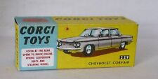 Repro Box Corgi Nr.229 Chevrolet Corvair