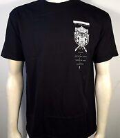 Sullen Clothing Kalodimas Mens Skull Tattoo Art Athens Black T Shirt SCM0059
